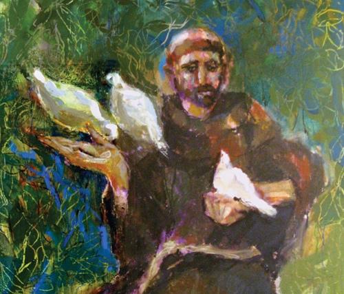 Citaten Franciscus Van Assisi : Franciscus van assisi met de tarot